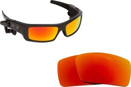 New Seek Optics Replacement Lenses Oakley Thump 2   Polarized Yellow - $17.35