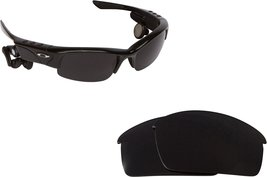 New SEEK OPTICS Replacement Lenses Oakley THUMP PRO - Polarized Black - $17.35