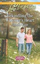 Rekindling the Widower's Heart (Hearts of Hunter Ridge) [Mass Market Pap... - $3.98