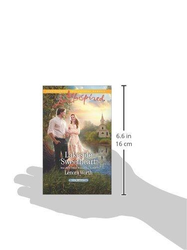 Lakeside Sweetheart (Men of Millbrook Lake) [Mass Market Paperback] [May 24, ...