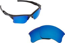 New SEEK Replacement Lenses Oakley HALF JACKET 2.0 XL Asian Fit Polarize... - $17.80