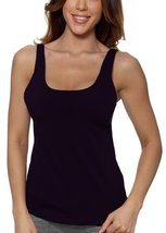 Alessandra B Underwire Sports Bra Tank Top (42C, Black) - $29.99