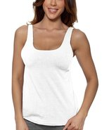 Alessandra B Underwire Sports Bra Tank Top (42DD, White) - $29.99