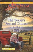 The Texan's Second Chance (Blue Thorn Ranch) [Mass Market Paperback] [Ju... - $2.00