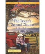 The Texan's Second Chance (Blue Thorn Ranch) [Mass Market Paperback] [Ju... - $2.00