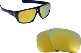 New SEEK Replacement Lenses Oakley DISPATCH 1 - Polarized Green - $17.35