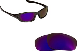 New SEEK Replacement Lenses Oakley FIVES (2009) - Polarized Purple - $17.35