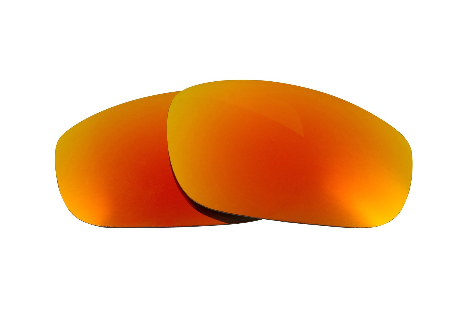 New SEEK Replacement Lenses Oakley FIVES (2009) - Polarized Yellow image 2