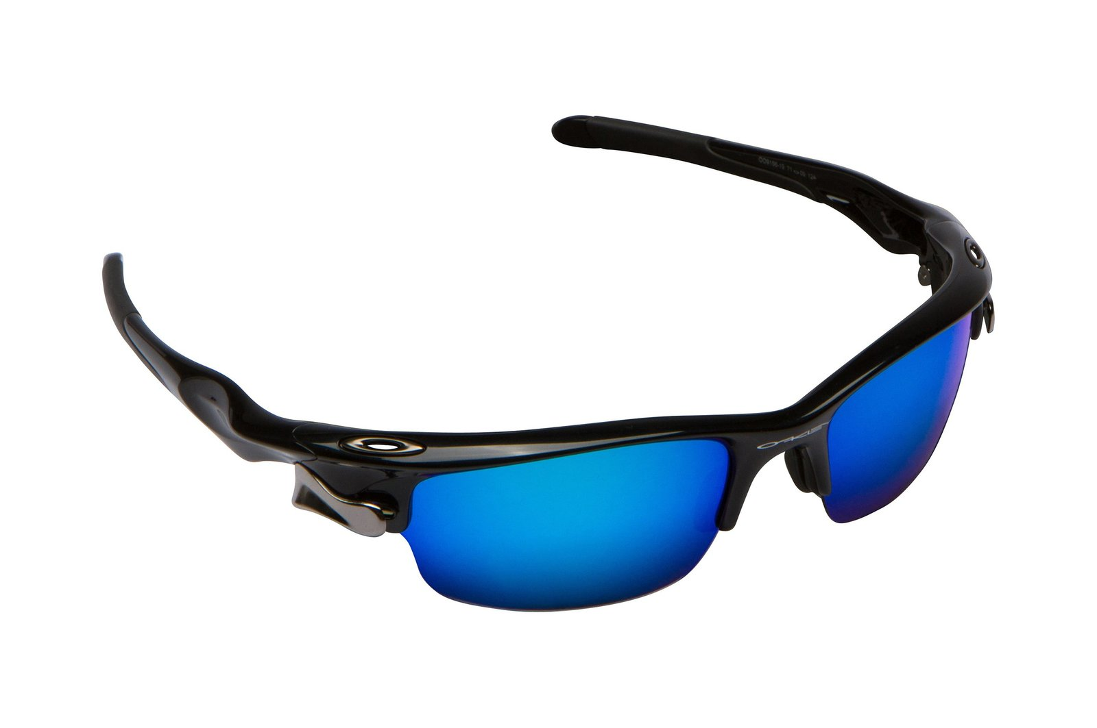 New SEEK Replacement Lenses Oakley FAST JACKET Asian Fit Polarized Blue