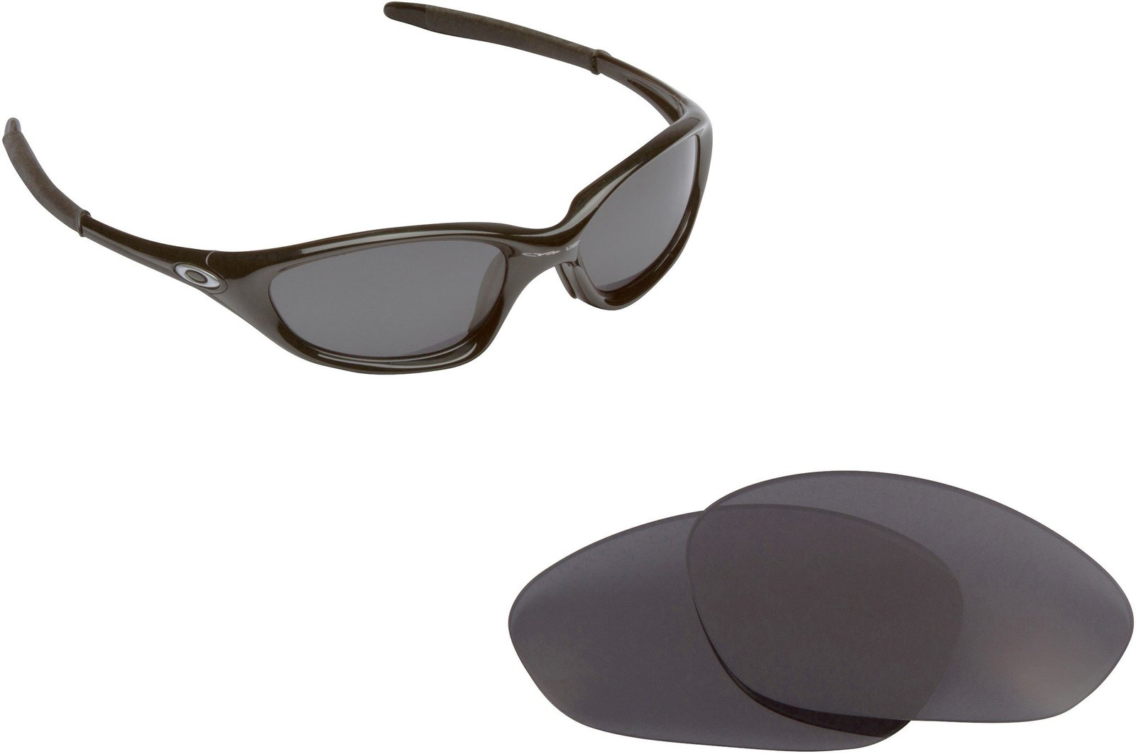 Primary image for New SEEK OPTICS Replacement Lenses Oakley TWENTY XX (Old) - Polarized Black I...