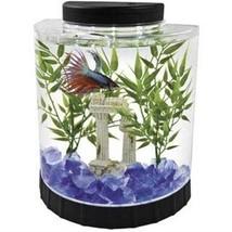Tetra LED Half Moon Betta Aquarium, 1.1-Gallon - €29,67 EUR