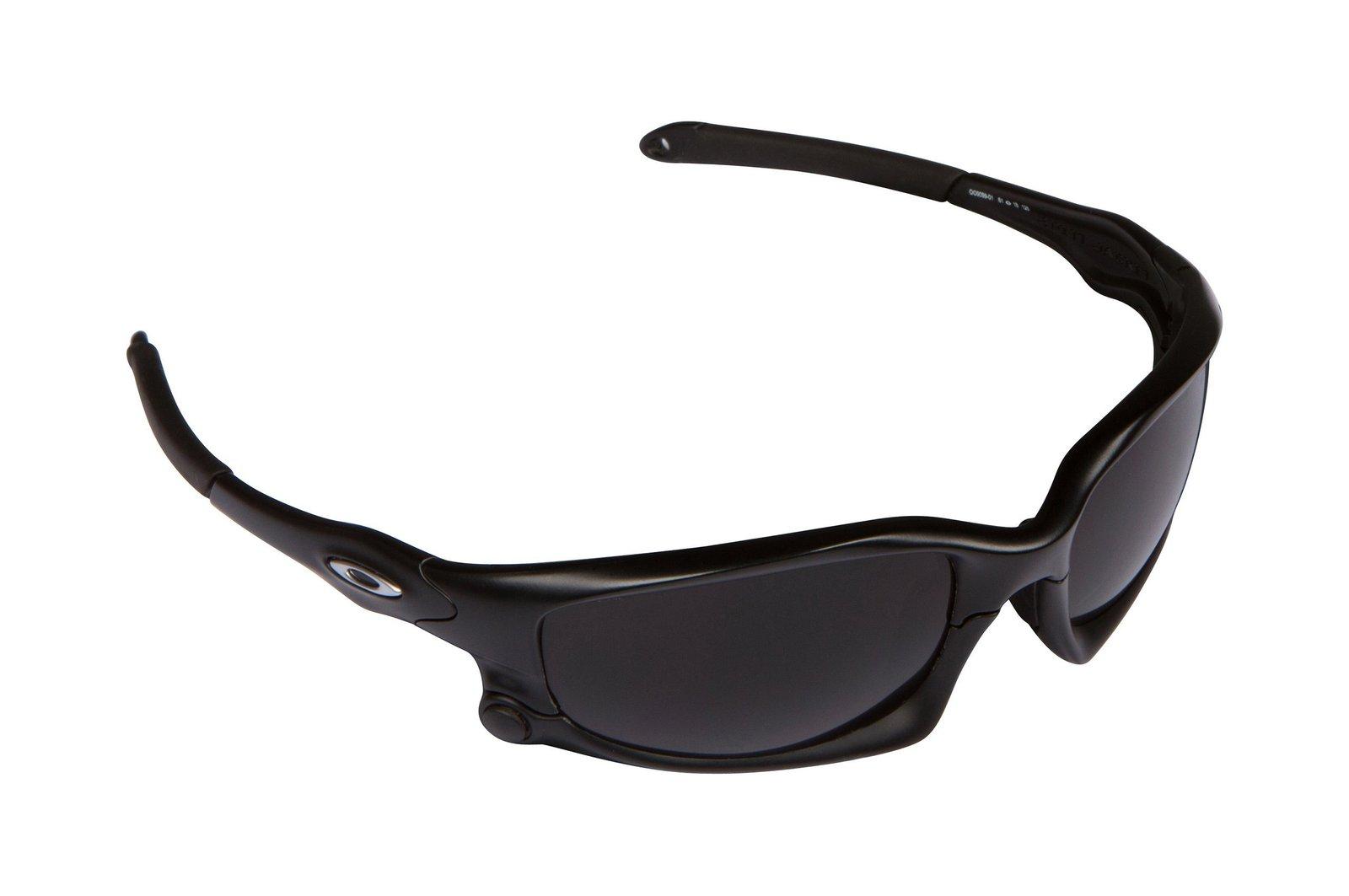 New SEEK OPTICS Replacement Lenses Oakley WIND JACKET - Polarized Black Iridium