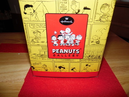 Hallmark Snoopy Cookies Santa Christmas Figurine   - $19.40