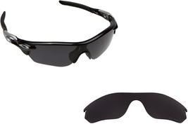 New Seek Optics Replacement Lenses Oakley Radarlock Edge   Polarized Black - $22.70