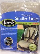 Kiddopotamus NEW IN PACKAGE Waterproof Summer Protective Stroller Liner - $18.68