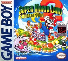 Super Mario Land 2: 6 Golden Coins [Game Boy] - $17.16