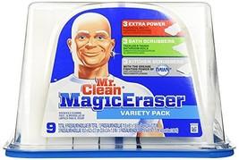 Mr. Clean Magic Eraser, Variety Pack- 9 Pads - $23.39