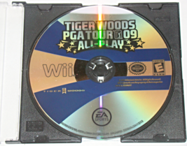 Nintendo Wii - TIGER WOODS PGA TOUR '09 ALL-PLAY - EA SPORTS (Game Only) - $3.25