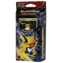 Pokémon XY Breakthrough Theme Deck - Burning Spark - Raichu by Pok? Mon - $29.69