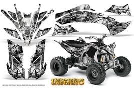 Yamaha Yfz 450 R/Se 09 13 Atv Graphics Kit Decals Stickers Creatorx Inferno W - $178.15