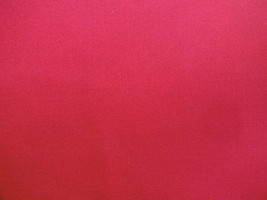 Satin Taffeta Polyester Fabric Solid by the Yard - Watermelon D474.01 - $3.67