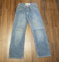 Boy's Levi's 550 Blue Denim Jeans ~ Sz 14 Regular 27x27 ~ Relaxed - $9.89