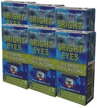 Bright Eyes NAC Eye Drops for Glaucoma 60ml - $334.97