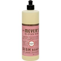 Mrs. Meyer s Liquid Dish Soap - Rosemary - 16 oz - Fast and effective de... - $13.61