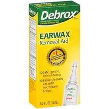 Debrox Ear Wax Removal Ai Size .5z Debrox Ear Wax Removal Aid .5z - $59.35