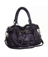 Moni Moni by Cinzia Moniaci Black SOFT Leather ... - $154.53