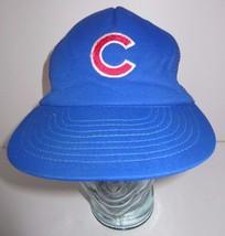 Vintage Chicago Cubs - Baseball Hat Cap - Mesh Truckers Snapback Sportca... - $23.45