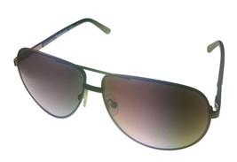 Timberland Men Brown Sunglass Metal Aviator, Brown Lens TB7160  48F - $17.99