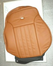New Oem Leather Seat Cover Mercedes Benz R Ml Class 06-13 Upper Front Saddle Rh - $133.65