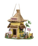 Tiki Hut Birdhouse - $32.95
