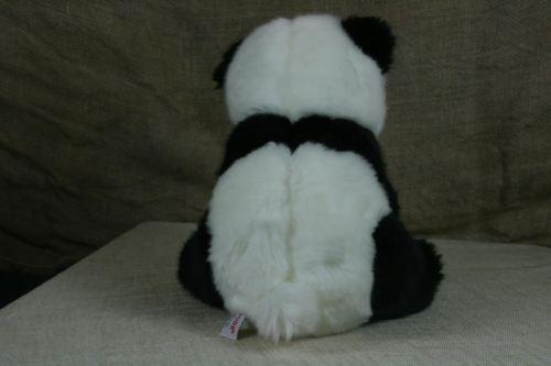 Aurora World Nature Babies Plush Panda Stuffed Animal With Neck Tag image 3