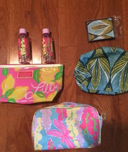 Estee Lauder Lily Pulitzer Bags x3  Mirror, Com... - $12.99