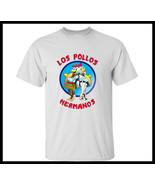 Breaking Bad T shirt Los Pollos Hermanos chicke... - $14.55