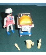 RARE Vintage Playmobil #3979 Pediatric Nurse 100% COMP/NEAR MINT! (A) (r... - $24.99
