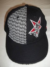 Byerly New Era 59 Fifty Hat/Cap - Adult Size: 7 1/4  - Colors: Black/White/Red - $12.99
