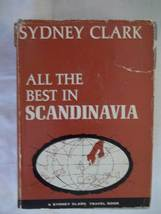 All the Best in Scandinavia with Illustrations and Maps [Hardcover] [Jan... - $5.88