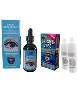 Ethos Bright Eyes NAC Eye Drops 10ml Box & Mega... - $108.97
