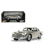"Aston Martin DB5 Silver James Bond 007 From ""Go... - $79.99"