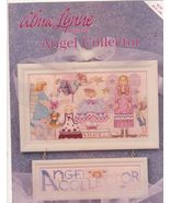 Angel Collector Cross Stitch Patterns Alma Lynn... - $3.99