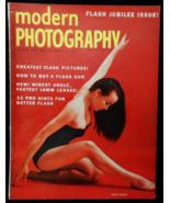 Oct 1955 -Modern Photography -Flash Jubilee Issue -Rita Hayworth-Mary Pi... - $14.95