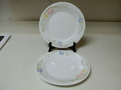 1. 1. French Garden Fine Porcelain Dinner Plates ...