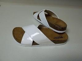 Women's Arizona Sandals Paxton White 6M New W/O Box $40 - $19.79