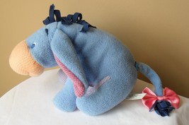 "EEYORE Pooh and Friends 2001"" Fisher Price Plush Stuffed Animal 10"" Baby... - $18.26"