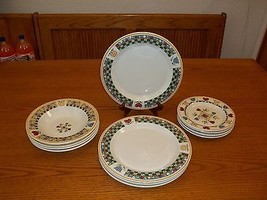 Tienshan Lancaster ~ 12 Piece set ~ Plates and ... - $49.49