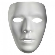 Disguise Blank Male Creepy Doll Adult Mask Halloween Costume Accessory 10475 - $22.46