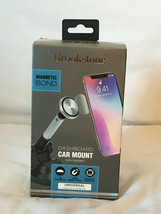 Great Gift New!!! Brookstone Dashboard Magnetic Phone Holder Car Mount S... - $15.00